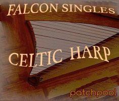 Falcon Singles - Celtic Harp