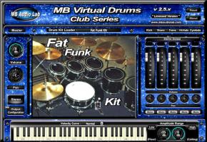 MB Virtual Drums Club Series