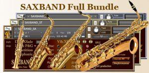 SAXBAND Full Bundle