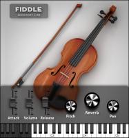 Auditory Lab Fiddle Plugin - (Pc/Mac VST, AU)