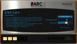 ARC System (Advanced Room Correction System)