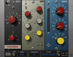 Kiive Audio FilkChannel Strip