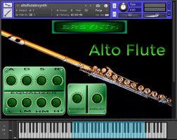 Osvaldo Junior - Brsynth Alto Flute pro for Kontakt 5.8.035+