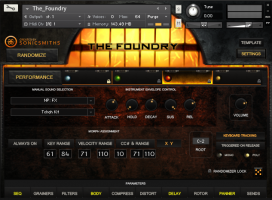 The Foundry Instrument
