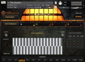 The Foundry Step Modulator