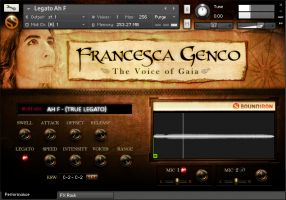 Voice Of Gaia - Francesca Genco