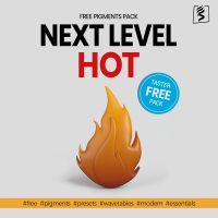 SparkPackers Free Pigments Presets - Next Level Hot Taster Pack