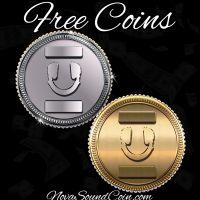 Free Coins - Nova Sound