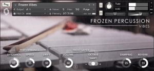 Frozen Percussion: Vibes