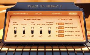 Walker 1955 Steinway D
