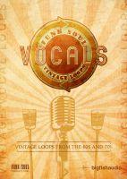 Funk Soul Vintage Vocal Loops