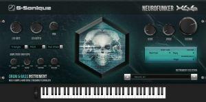 Neurofunker XG6 - Drum & Bass plug-in for Win&Mac