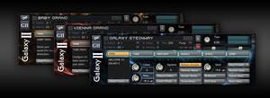 Galaxy II - Grand Piano Collection