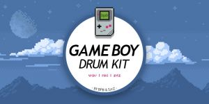 Game Boy Drum Kit