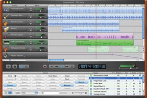 GarageBand for Mac turns your Mac into a simple anytime, anywhere recording studio. It's the easiest way to create, perform and record your own music on a Mac whether you're an accomplished player or just wish you were a rock star.