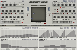Gravity Wave for Kontakt