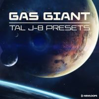 New Loops Gas Giant - TAL J-8 Presets