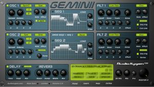 Gemini Synthesizer