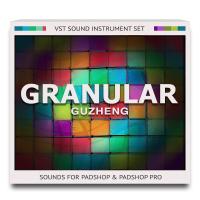 Granular Guzheng Set for PadShop and PadShop Pro