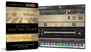 Golden Keyz Electric Piano Edition