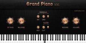 Grand Piano XXL