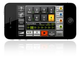 GrooveMaker for iPhone