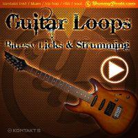Bluesy Guitar Loops (Licks & Strumming)