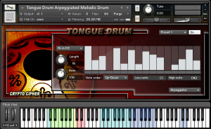 Tongue Drum