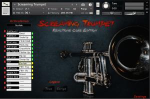 Screaming Trumpet