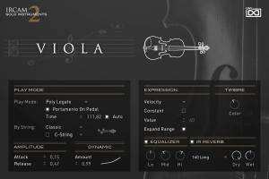 IRCAM Solo Instruments 2