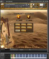 Aviram Harp Guitar