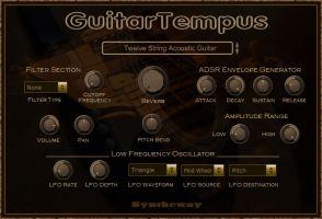 GuitarTempus Virtual Guitar