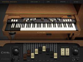 CollaB3 Tonewheel Organ