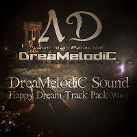 DreaMelodiC Sound - Happy Dream Pack (Wav)