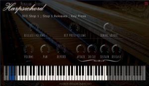 VS Harpsichord