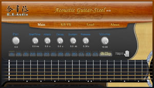 Acoustic Guitar (Steel)