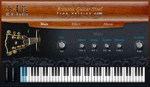 Acoustic Guitar-(Steel)