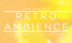 Retro Ambience for Valhalla VintageVerb