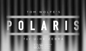 Tom Wolfe Polaris for Zebra