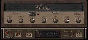 Helian 1st Bass