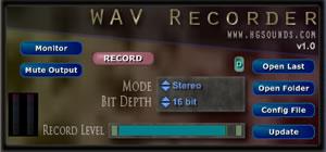 HGS WAV Recorder