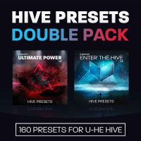 Hive Presets Double Pack - 160 Presets for U-he Hive