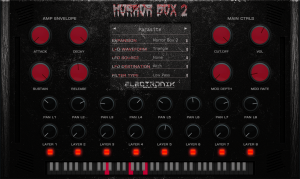 Electronik Sound Lab Horror Box 2