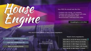 HouseEngine Pro