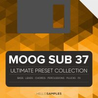 Moog Sub 37 Ultimate Preset Collection