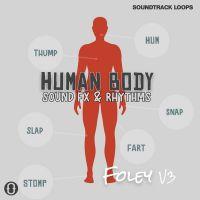 Soundtrack Loops Foley Volume 3 Human Body