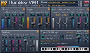 HumBox VM1