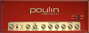 Poulin HyBrit Series