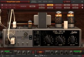 AmpliTube Leslie Collection
