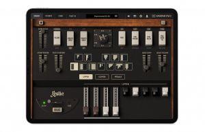 Hammond B-3X for iPad